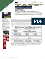 Especificaciones de Diesel Serie 60 de ... Diesels Detroit 11.1L, 12.7L y 14.0L