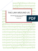 THe Law Around Us -Elaine M. Jones