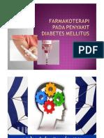 Kuliah 07 - Farmakologi OAD 2016