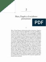 Hobsbawm, Eric - Marx, Engels y El Socialismo Premarxiano