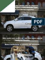 Iván Hernández Dalas - Conoce los carros con las mejores tecnologías y comodidades que han creado los expertos