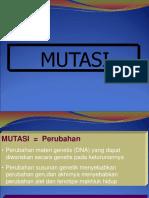 5.2. Mutasi Gen