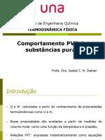 Aula 3_Comportamento PVT de Substâncias Puras_TF