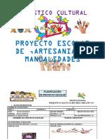 Proyectoartesanias y Manualidades