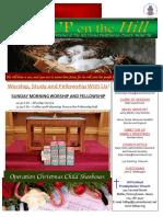 Newsletter December 2018 Website