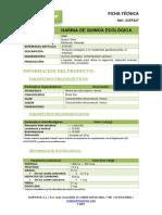 FICHA TECNICA Z197327 Harina de Quinoa Ecologica