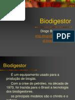 Aula 07 - Biodigestor