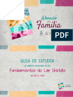 Guia de Estudos FLC Adoracao Em Familia 2018 Licao1