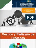 GESTIÓN Y REDISEÑO DE PROCESOS