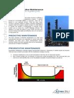 Justifying Predicticve Maintenance White Paper
