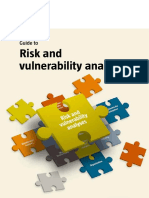 Risk and Vulnerability Assessment