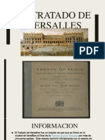 El Tratado de Versalles Yas Yefri