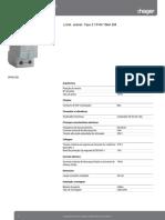 Ficha técnica SPN215D