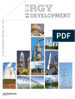Energy for Human Development