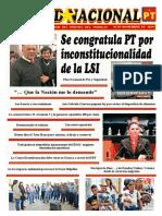 Unidad Nacional 30 de Noviembre de 2018