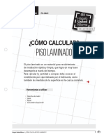 Ps-ca01 Calcular Piso