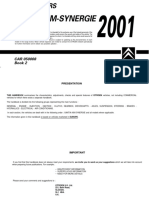 Xantia Xm Evasion 2001