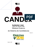 TSE Candex 2018 Manual Do Usuario v12