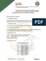 Plan Maestro Formato Senplades Finalisimo Ultimo Loja
