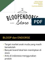Bloop Endorse
