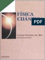 Física Cuántica Carlos Sánchez Del Río