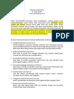 Kumpulan Materi Material Development