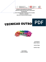 Informe Outsourcing