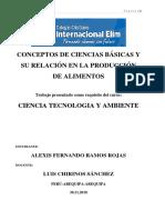 CONCEPTOS DE CIENCIAS BÁSICAS Y SU RELACIÓN EN LA PRODUCCIÓN DE ALIMENTOS.docx