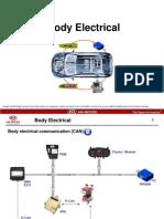 XM 8 Body Electrical Eng