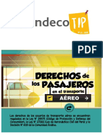Interactivo- Derecho Del Pasajero