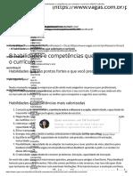 8 Habilidades e Competências Que Valorizam o Currículo _ VAGAS Profissões