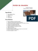 Salchichón de Chocolat1