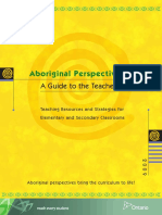 Reading - Aboriginal Perspectives, A Guide to the Teacher's Tookit.pdf