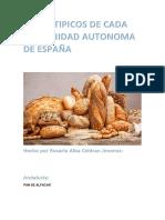 PANES TIPICOS DE CADA COMUNIDAD AUTONOMA DE ESPAÑA.docx