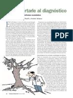 3.Hausmann y Rodrik Para Acertarle Al Diagnóstico
