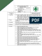 7.1.1.1 Sop Mengisi Buku Register Pendaftaran