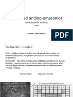 Clase 3_Ciudades Andino-Amazonicas