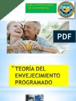 Teoría Del Envejecimiento Programado