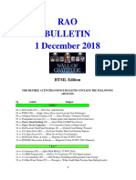 Bulletin 181201 (HTML Edition)