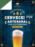Técnicas de Cervecería Artesanal ¿Como hacer tu propia cerveza.pdf