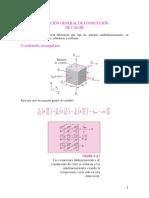 Conducción de Calor Tridimensional