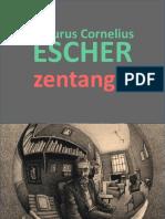 ZenTangle vs Escher