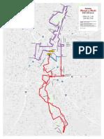 Rock N Roll Half and Full Marathon San Antonio Course Map