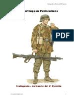 Stalingrado - La Muerte Del VI Ejercito