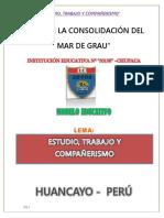 Estructura de PROYECTO UP2016