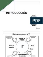 1P-----INTRODUCCIÓN A ITILv2