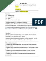 5e lesson plan-individual lesson