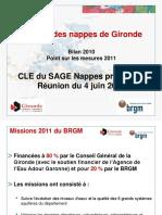 02 - A Bilan Suivi Des Nappes BRGM
