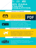 4 Tips Para Viajes Corporativos