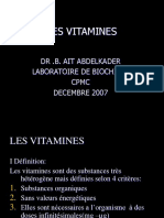 29852583 Les Vitamines